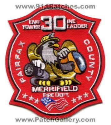 Fire Stations - Fairfax County, Virginia