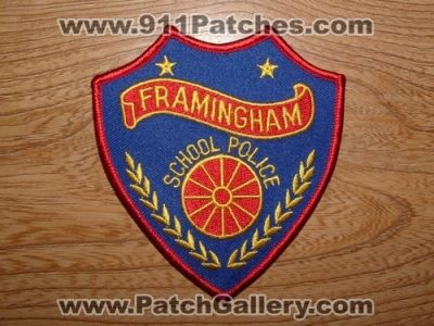 Framingham School Police Department (UNKNOWN STATE)