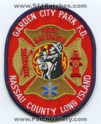 New York Garden City Park Fire Department First Battalion New York Online
