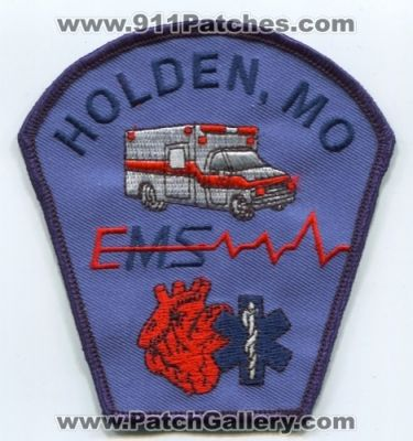 Holden Emergency Medical Services (Missouri)