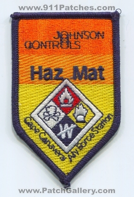 Florida - Johnson Controls Fire Department Haz-Mat Cape