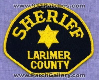 Colorado - Larimer County Sheriff's Department (Colorado