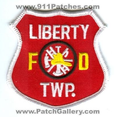 Ohio - Liberty Township Fire Department (Ohio