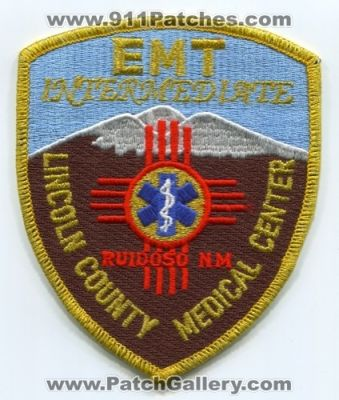 Lincoln County Medical Center EMT Intermediate (New Mexico)