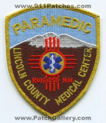 Lincoln County Medical Center Paramedic (New Mexico)