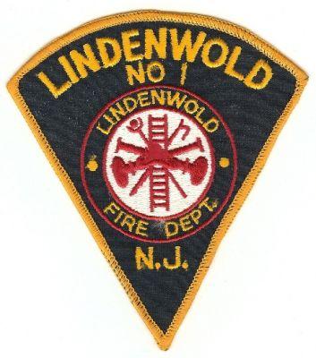 New Jersey - Lindenwold Fire Dept - PatchGallery com Online