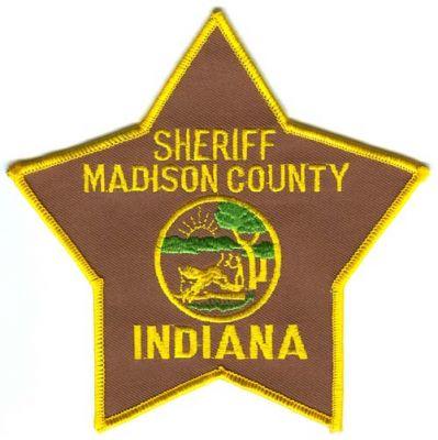Indiana - Madison County Sheriff (Indiana) - PatchGallery ...