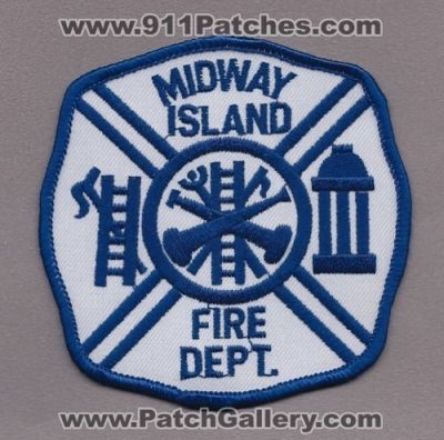 Midway Island Fire Department (Midway Islands)
