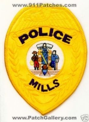 Mills Police Department (UNKNOWN STATE)