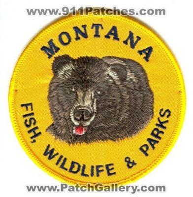 The montana fish wildlife and parks department login for Fish wildlife and parks