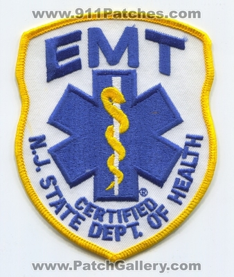 new jersey - new jersey state certified emergency medical technician ...