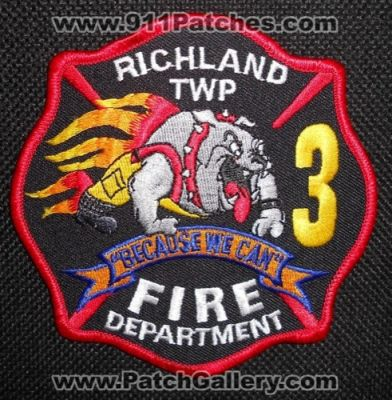 Pennsylvania - Richland Township Fire Department
