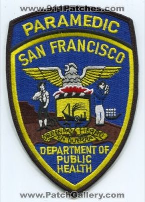 San Francisco Department of Public Health - 2019 All You ...
