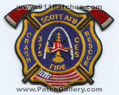 Illinois - Scott Air Force Base AFB Crash Fire Rescue