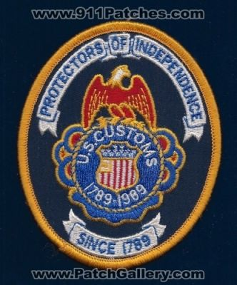 Washington DC - United States Customs CBP 200th Anniversary