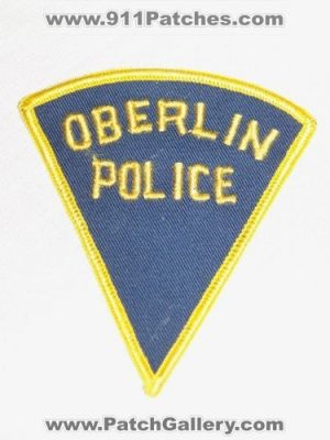 Oberlin Police Department (UNKNOWN STATE)