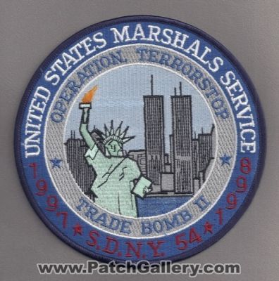 New York - United States Marshals Service USMS Operation Terrorstop