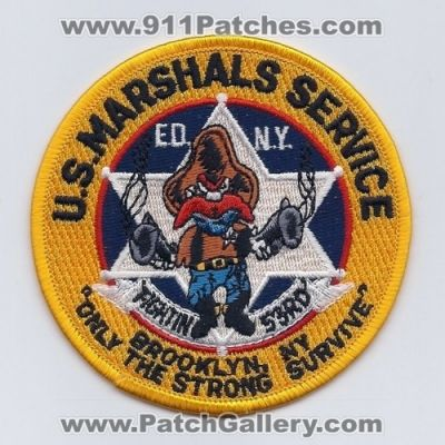 New York - United States Marshals Service USMS Brooklyn