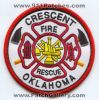 Crescent-Fire-Rescue-Department-Dept-Patch-Oklahoma-Patches-OKFr.jpg