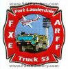 Fort-Ft-Lauderdale-Fire-Rescue-Department-Dept-Station-53-Truck-ARFF-CFR-Airport-Patch-Florida-Patches-FLFr.jpg