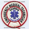 Georgia-State-Certified-Emergency-Medical-Technician-EMT-EMS-Patch-Georgia-Patches-GAEr.jpg