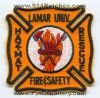 Lamar-University-Fire-and-Safety-Department-Dept-Patch-Texas-Patches-TXFr.jpg