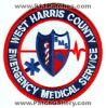 West-Harris-County-Emergency-Medical-Services-EMS-Patch-Texas-Patches-TXEr.jpg