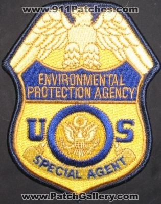 US Environmental Protection Agency Special Agent (No State Affiliation)