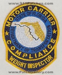 Florida florida department of transportation motor for Motor carrier compliance florida