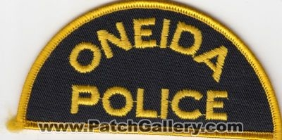 Oneida Police Department (UNKNOWN STATE)