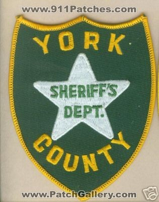 York County Sheriff's Department (Nebraska)