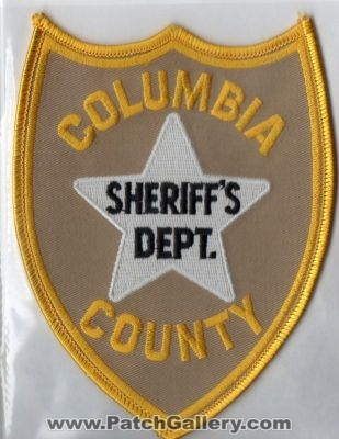 Wisconsin - Columbia County Sheriff's Department (Wisconsin