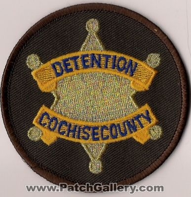 Arizona - Cochise County Sheriff's Office Detention Officer