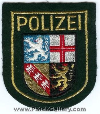 Saarland State Police (Germany)