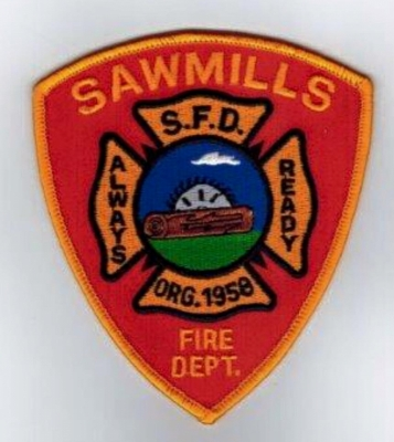 Caldwell County - Sawmills Fire Department - PatchGallery